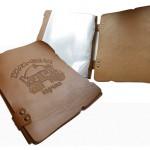срочное изготовление папок меню кожа